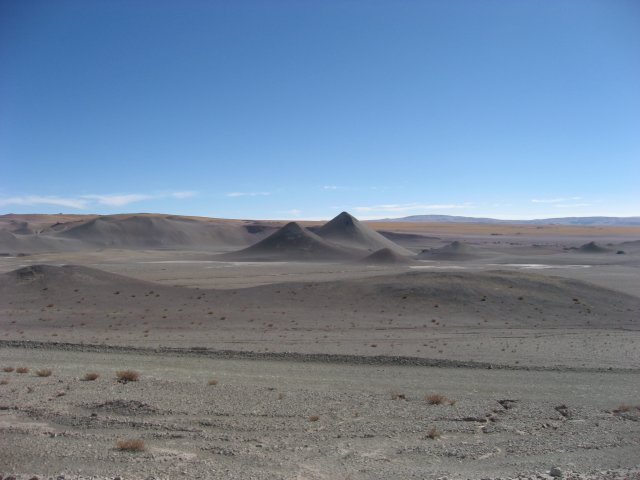 Chile-Salta-Moondlandschaft